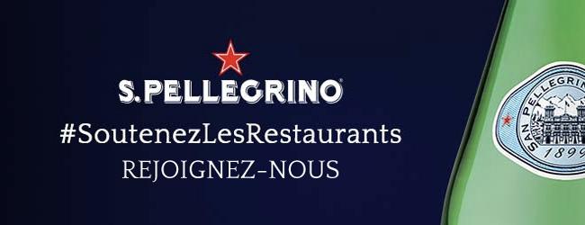 Soutenez les restaurants avec San Pellegrino !